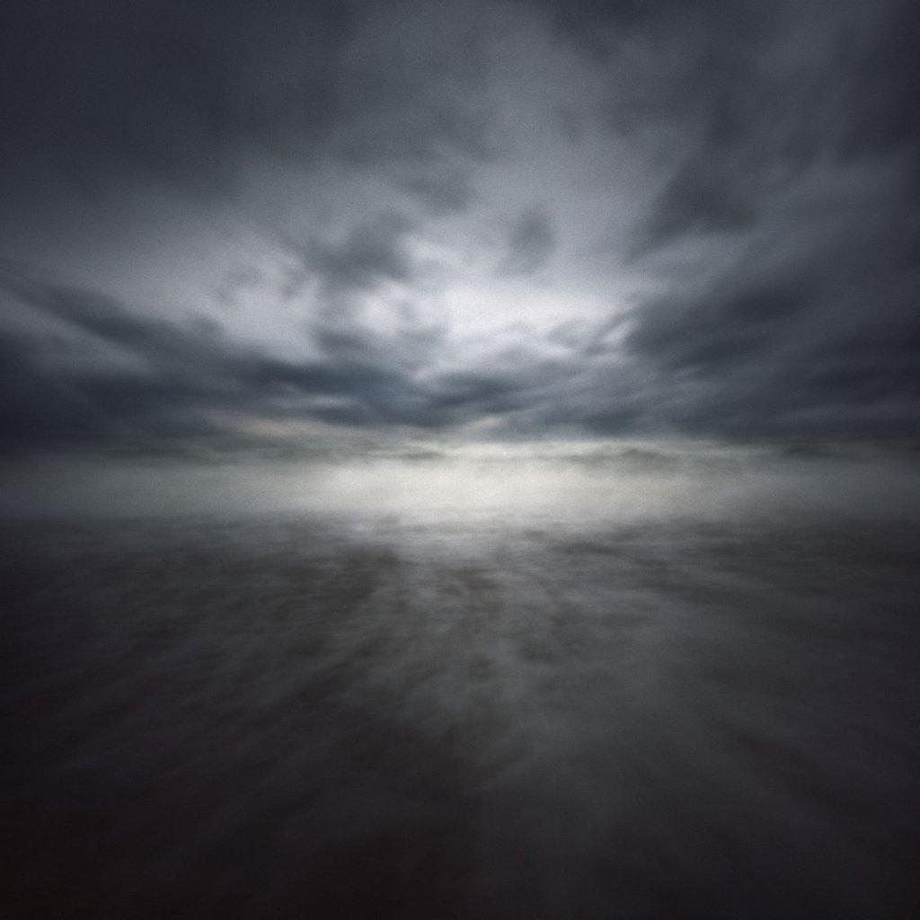 pinhole, ocean